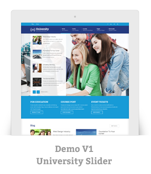 University - Education, Event and Course Theme - 10