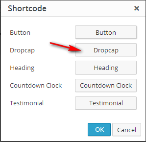 dropcap_shortcode