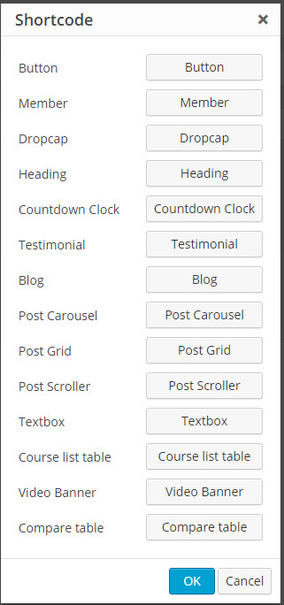 openshortcode